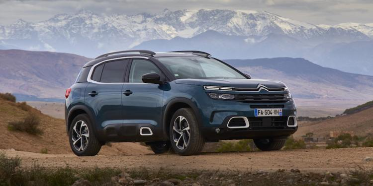 2019 Citroen C5 Aircross Review