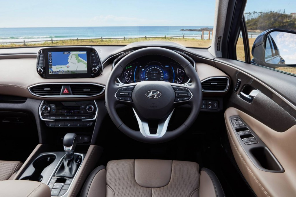 The new Hyundai Santa Fe and Mazda CX-8 arrived Down Under at about the same time, and both offer something similar, a roomy seven-seater with rough-ish road capability. So, which one should you buy?