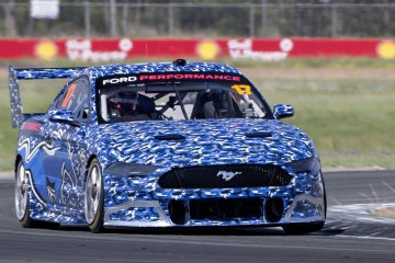 Ford Mustang Officially Approved For Supercars Entry Practical