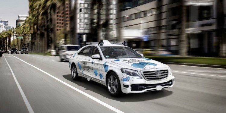 Bosch and Daimler to trial autonomous ride hailing in San Jose