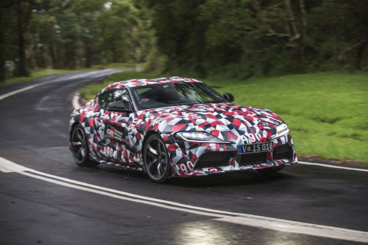 As Practical Motoring reported last week, Toyota Australia has been testing the all-new Supra on local roads ahead of its official reveal next year.