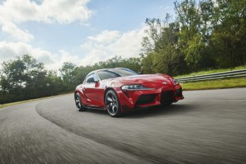 All-new 2020 Toyota Supra Revealed in full