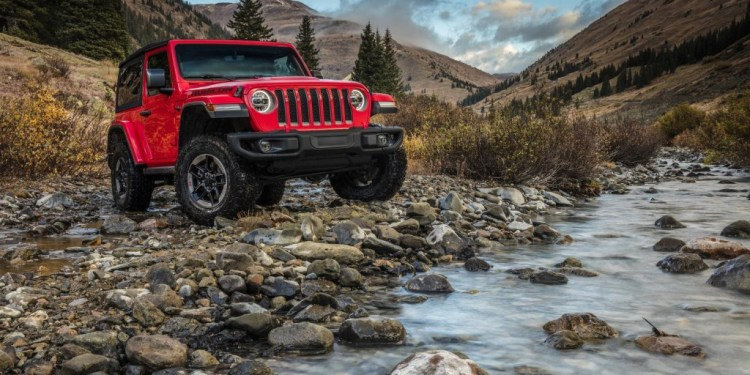 Jeep Wrangler price, specs and release date