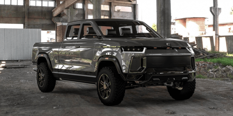 Atlis XT electric dual-cab 4x4 coming in 2020