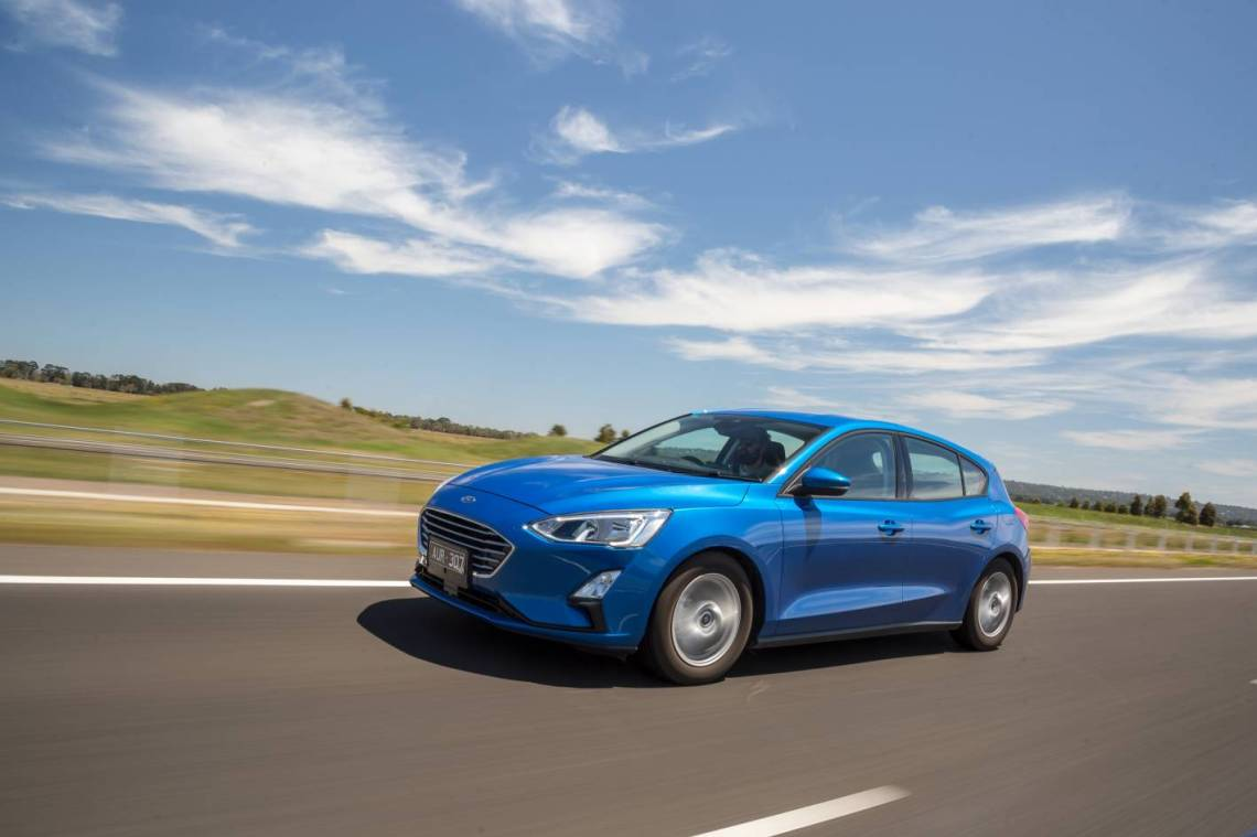 2019 Ford Focus Trend Review by Practical Motoring