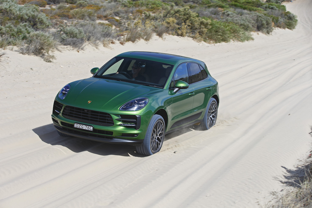 2019 Porsche Macan S review by Practical Motoring