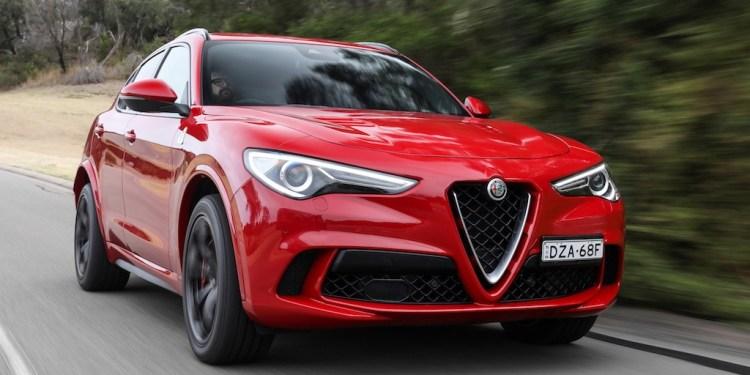 2019 Alfa Romeo Stelvio Quadrifoglio Review