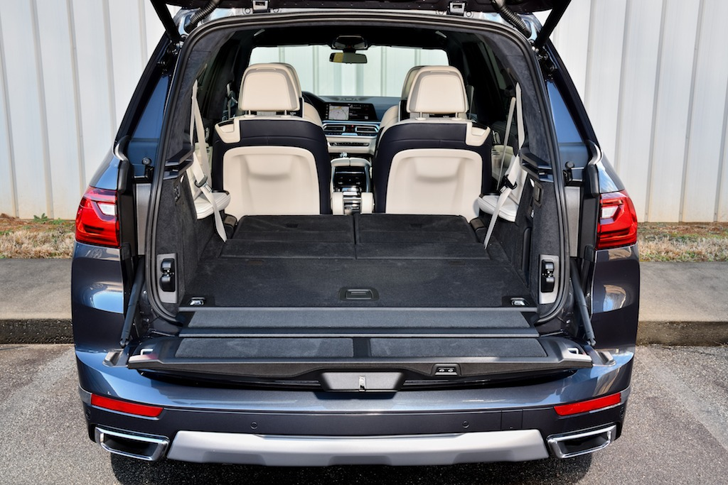 2019 BMW X7 Review by Paul Horrell and Practical Motoring