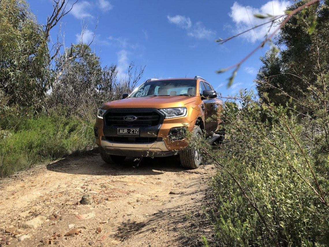 2019 Ford Ranger Wildtrak bi-turbo review