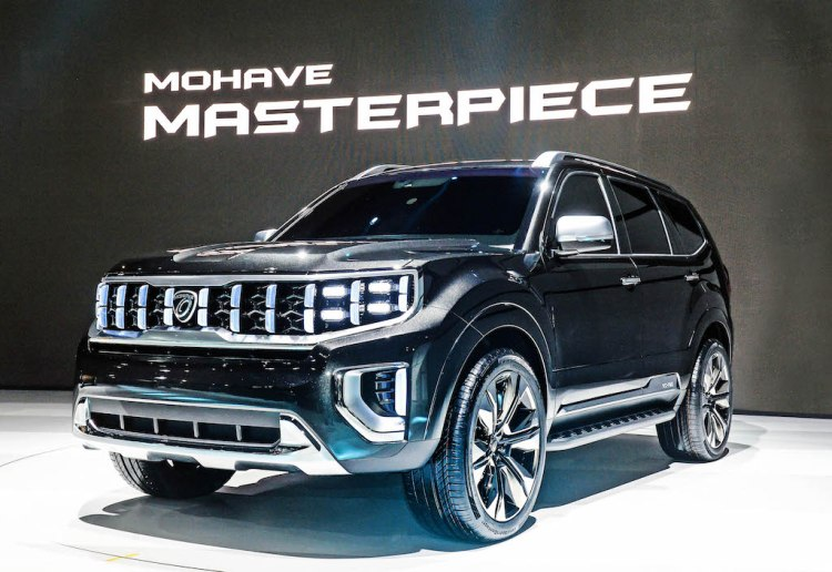 Kia Masterpiece concept revealed