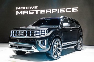 Kia Masterpiece concept revealed