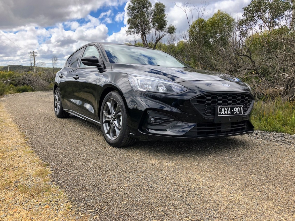Ford Focus ST-Line 2019 Review