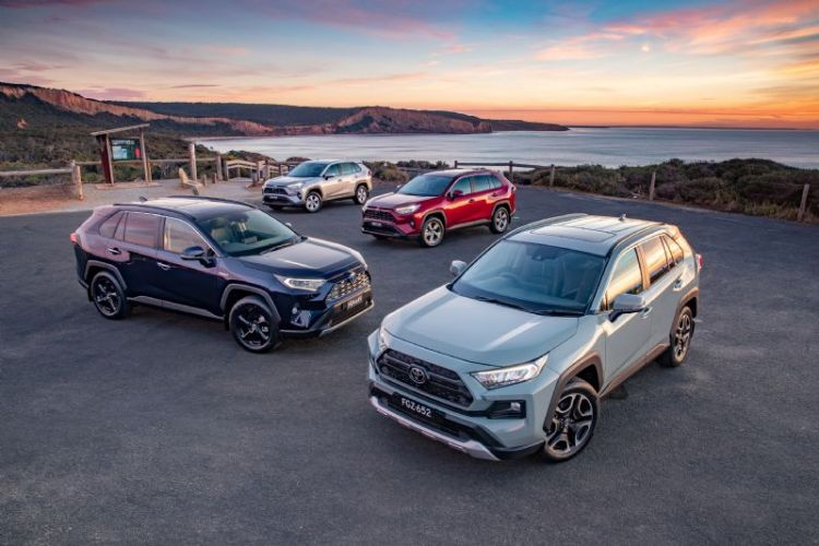 8 things you need to know about new Toyota Rav4