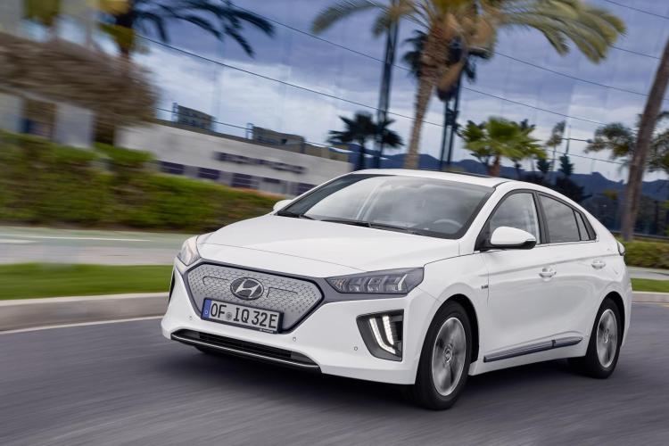 refreshed 2019 Hyundai Ioniq
