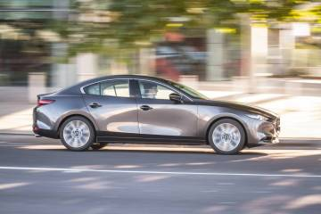 2019 Mazda3 Sedan on-sale now