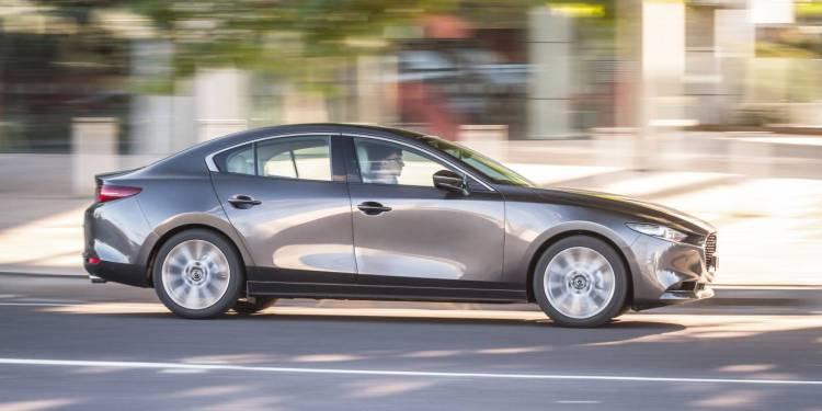 2019 Mazda3 Sedan on-sale now