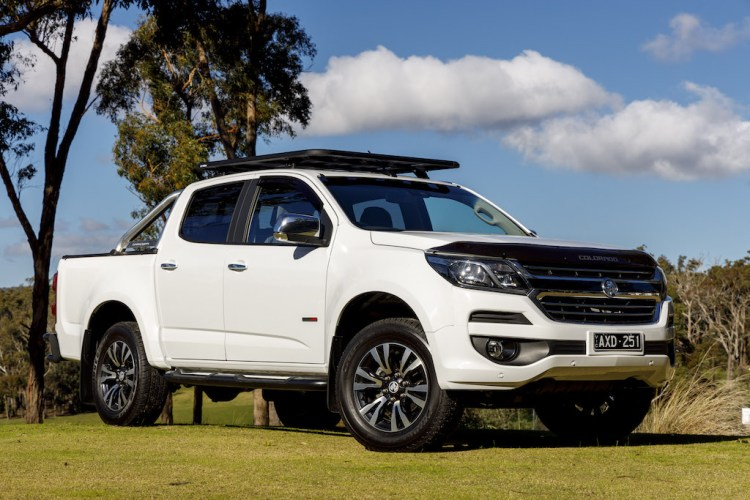 2019 Holden Colorado Review