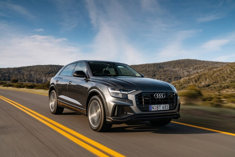 Practical Motoring Says: The Audi Q8 is a lot of car for the money. It's comfortable and capable on the road and it feels a lot more special than its BMW and Mercedes-Benz equivalents.
