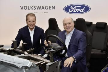 Ford and Volkswagen have announced an expanding alliance that will incorporate electric vehicles and a joint investment in Argo AI for the introduction of autonomous vehicle tech.