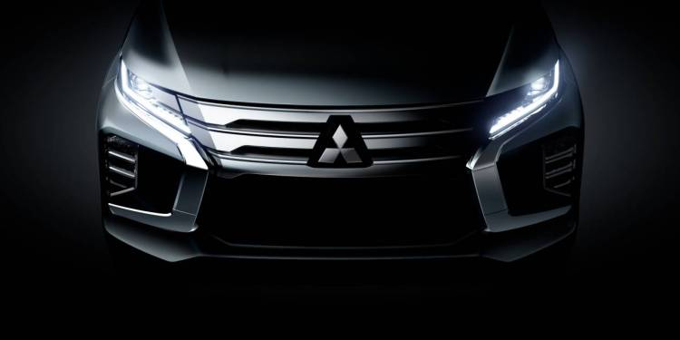 refreshed Mitsubishi Pajero Sport to be revealed on July 25