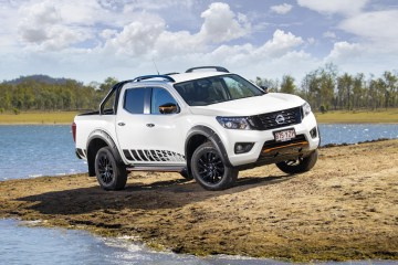 The Nissan Navara N-Trek has gone on-sale in Australia boasting a raft of cosmetic enhancements to see the ST-X based dual-cab sit at the top of the range.