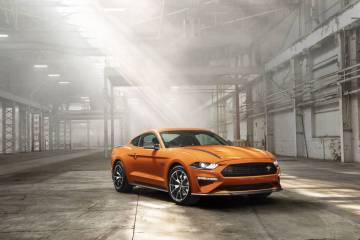 high-performance 2.3L Ford Mustang