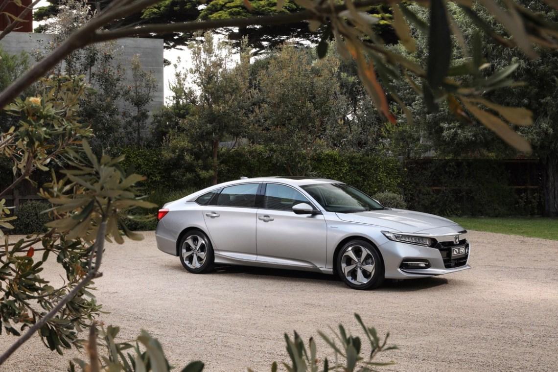 Honda Accord 2020 Hybrid front