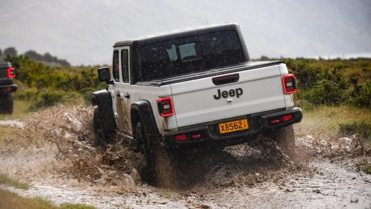 Jeep Gladiator New Zealand