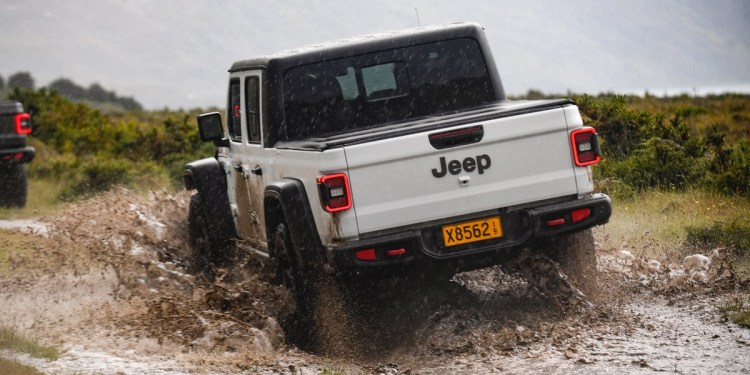 Jeep Gladiator New Zealand
