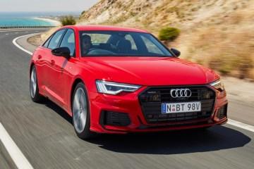 2020 Audi A6 45 TFSI