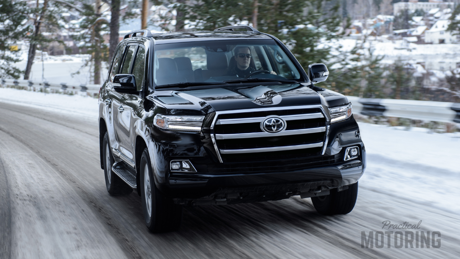 Toyota LandCruiser 3.5L Hybrid to be revealed in August | Practical Motoring