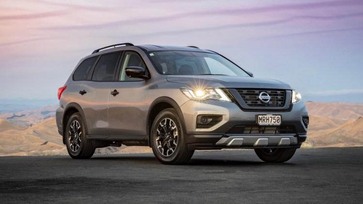 Nissan pathfinder 2020 n sport