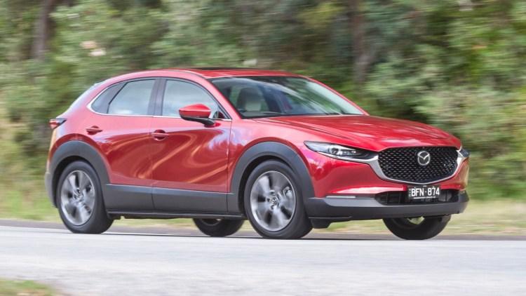 2020 Mazda CX-30 Australia review