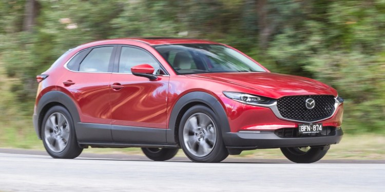 2020 Mazda CX-30 Australia review