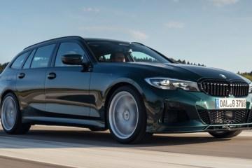 BMW ALpina B3 touring australia