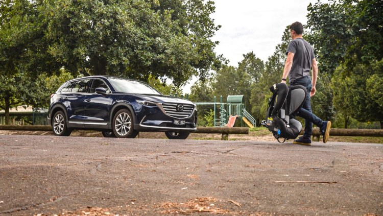 Mazda CX-9 Australia long term review