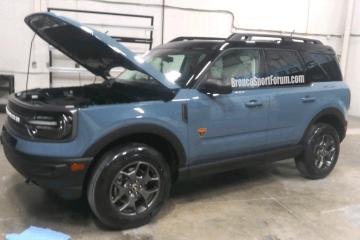 Ford Bronco Sport image leak