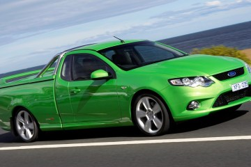 Ford Falcon XR8 ute new Ford Focus