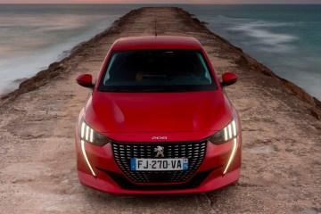 Peugeot 208 ECOTY winner