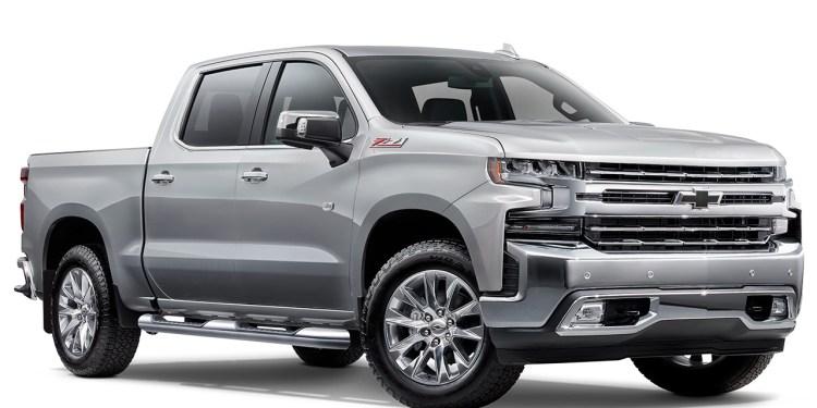 Chevrolet Silverado HSV Australia 2020