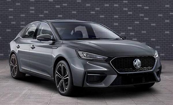 MG 6 sedan 2021 update