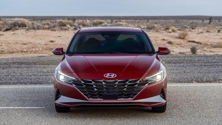 Hyundai Elantra i30 N sedan