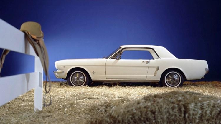 Ford Mustang designer Dale Halderman dies