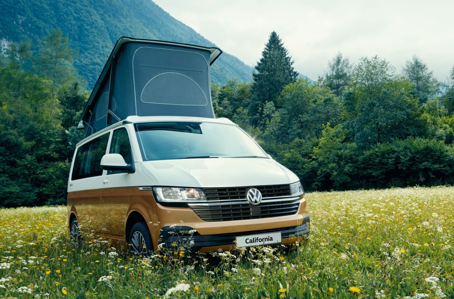 Volkswagen Camper 2021 Performance