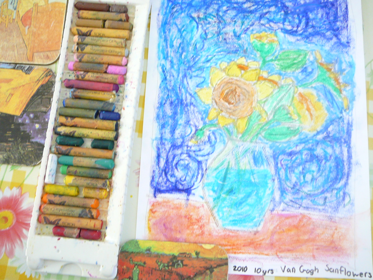 Van Gogh S Sunflowers Art Appreciation Lesson