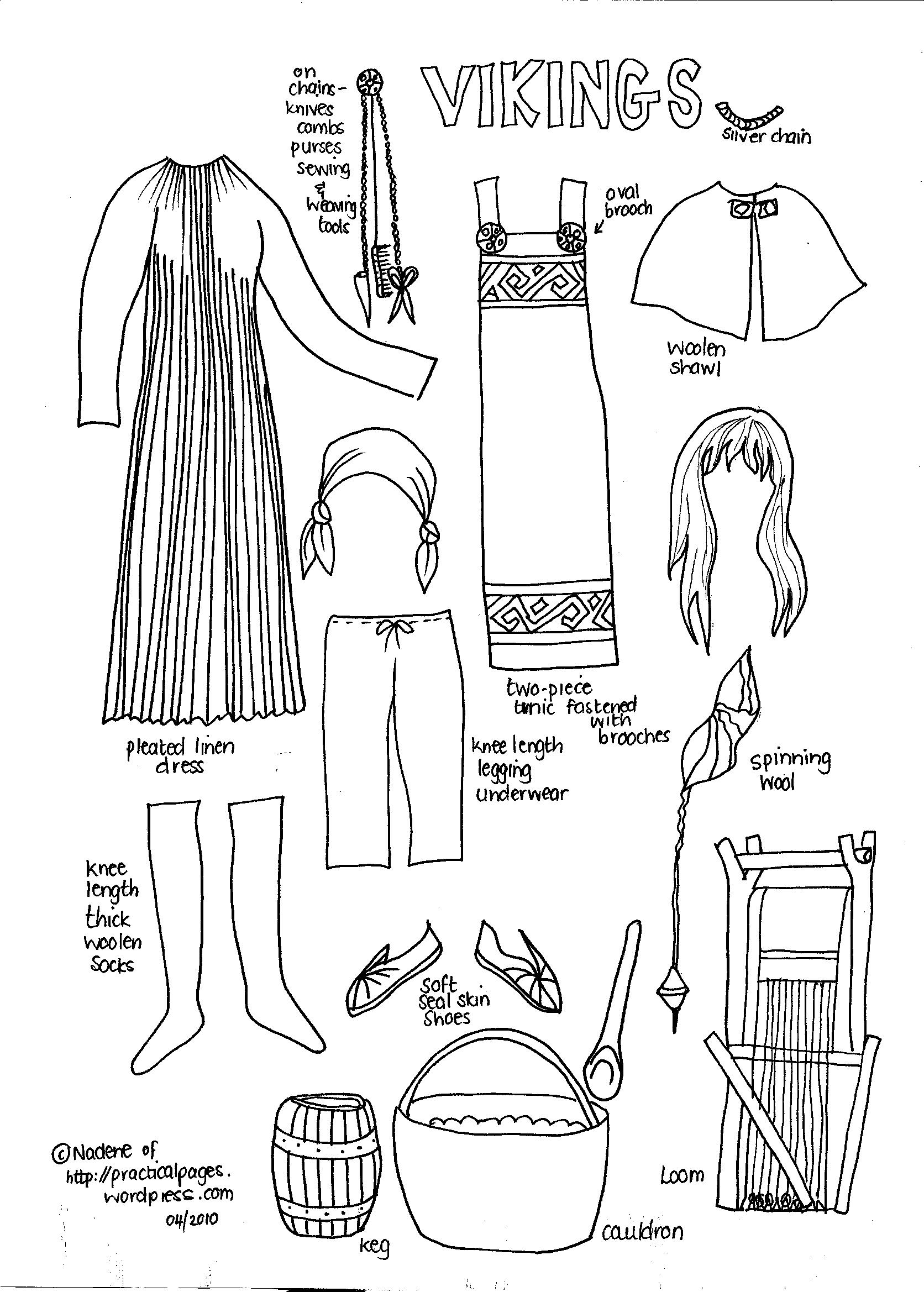 Paper Dolls Of Ancient History