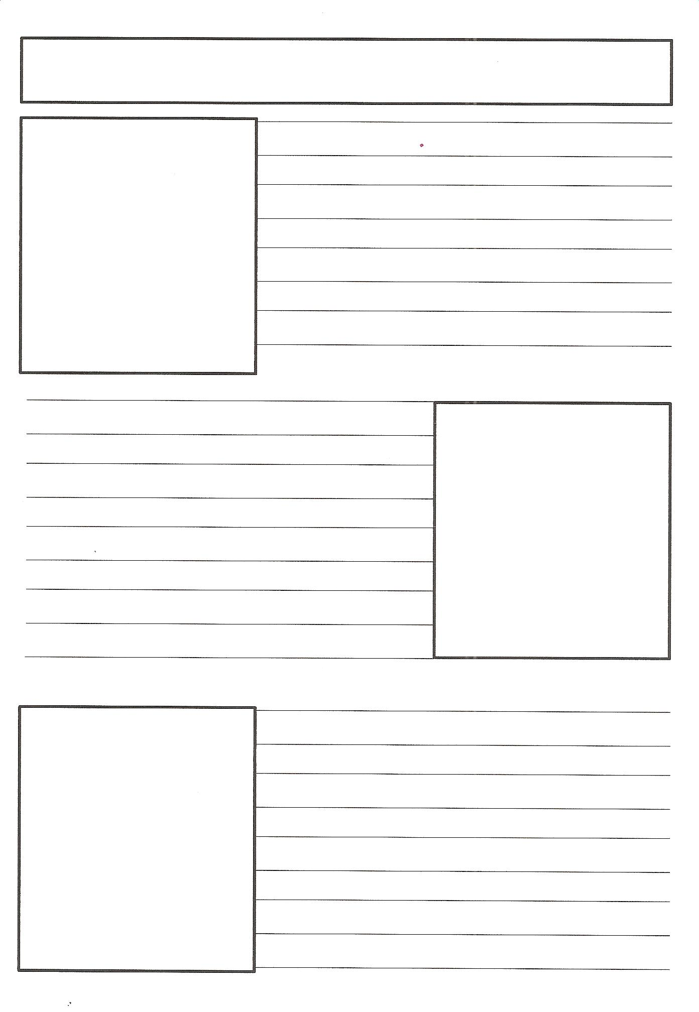 Printable Word Fill In The Blanks Worksheets