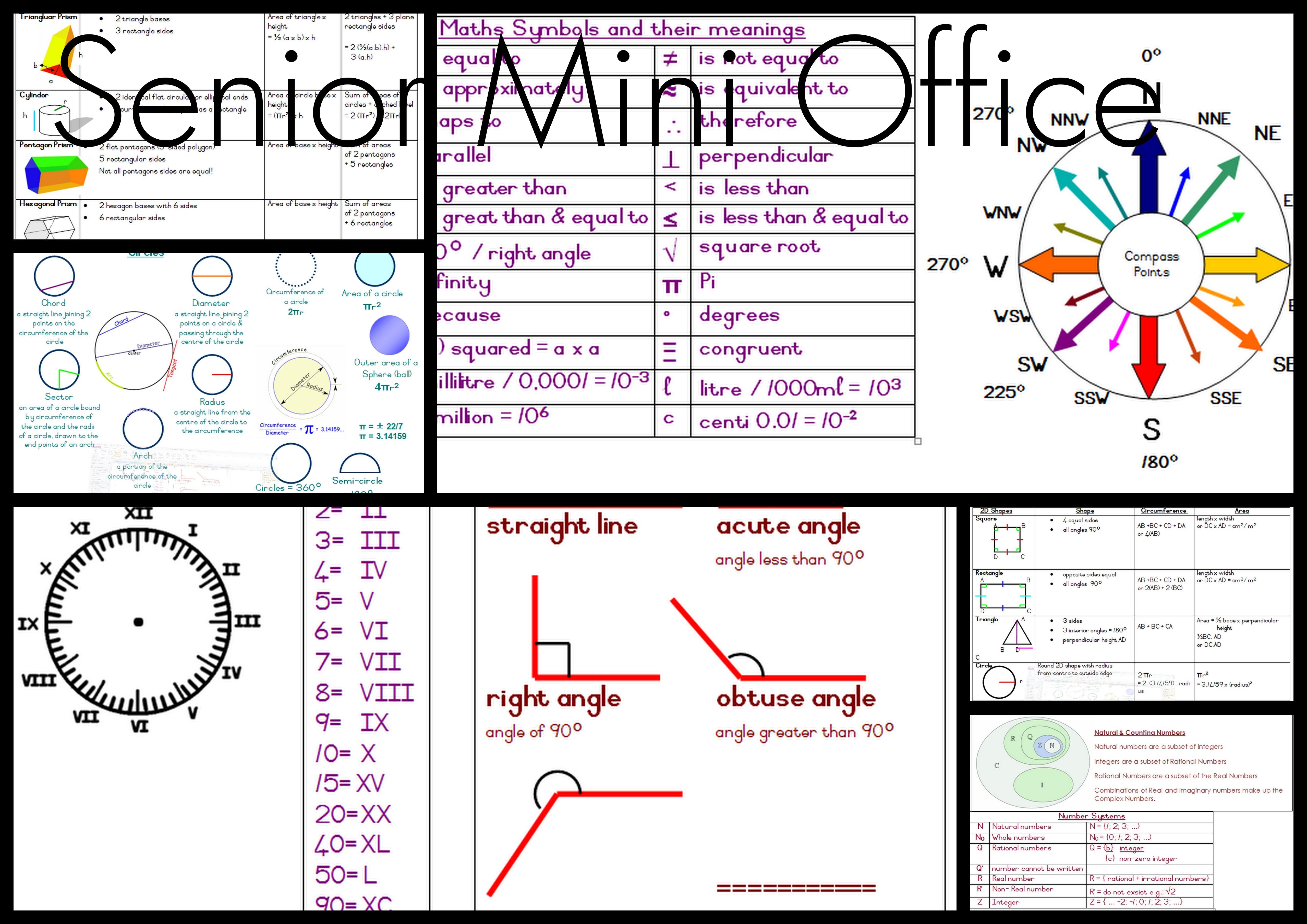 Maths Mini Office Updated
