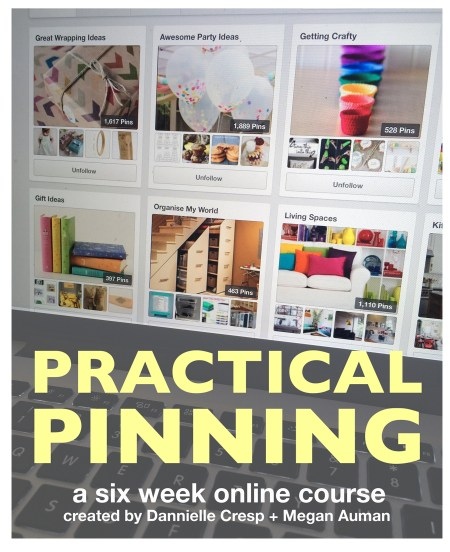 Practical Pinning - a six week online course