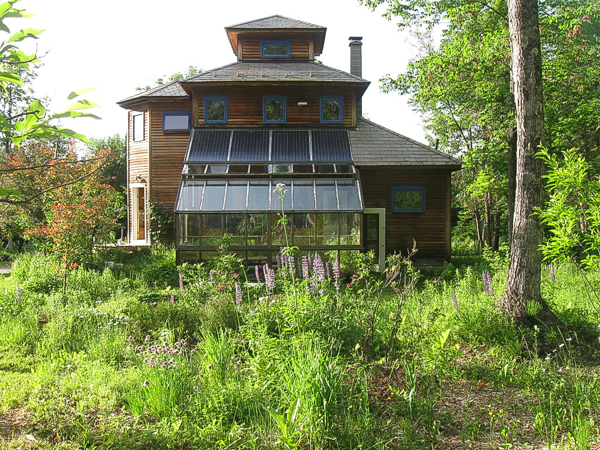 Off-Grid Homestead